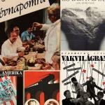 Filmplakátok kiállítás,magyar  lengyel, cseh és szlovák filmplakátok bemutatója Ózdon