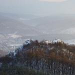 Boszorkány-kő geológiai tanösvény a Karancs-Medves Tájvédelmi Körzetben