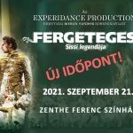 Experidance Salgótarján: Fergeteges - Sissi legendája előadás a Zenthe Ferenc Színházban