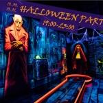 InDoor Halloween Party 2020. Online jegyvásárlás