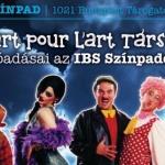 Best uff L`art pour L`art társulat előadások 2021. Online jegyvásárlás