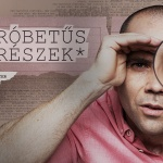 Lajosmizse színház, Dumaszínház: APRÓBETŰS RÉSZEK - Kovács András Péter önálló estje