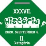História Futás Kőszeg 2020