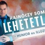 Hajnóczy Soma előadások 2020. Online jegyvásárlás