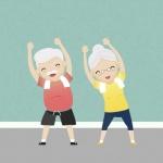 Senior torna programok napról napra, ingyenes online tornafoglalkozások