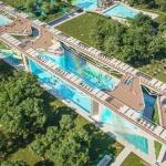 Családi aktív pihenés Debrecenben, nyári aquasztikus strandélmények a Lycium Hoteltől