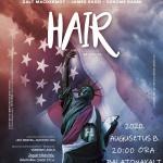 Hair musical 2020 Balatonakali Szabadtéri Színpad