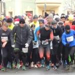 Karácsonyi Rohanás futóverseny Győr 2020