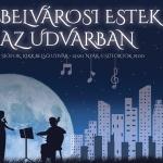 Siófoki Nyári Esték 2020. Belvárosi Zenei Estek