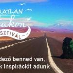 Járatlan Utakon Fesztivál 2020 Budapest. Független világutazók fesztiválja  (JUF)