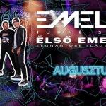 Augusztus 20 Bükön 2020. Városi ünnepség és Emelet koncert