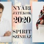 Spirit Színház előadások 2020