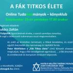 Balatonfüredi előadások 2020. Várjuk programjainkon a Zsidó Kiválóságok Házában