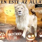 Halloween a Győri Állatkertben 2020