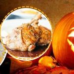 Halloween vacsora a debreceni Lycium Hotel éttermében