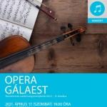 Opera gála-est Gödöllőn, a Remekművek családi hangversenybérlet előadása a Művészetek Házában