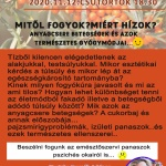 Egészségmegőrző előadássorozat Pilisvörösváron, Kezedben az egészséged címmel