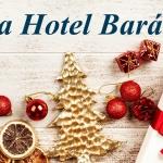 Karácsony Hajdúszoboszlón, ünnepi műsor, welllness és gyógypihenés a Barátság Hotelben
