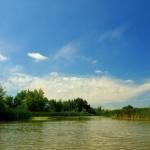 Horgászat tavasszal a Tisza-tónál, horgászkalandok és horgásztúrák csónakkal Tiszafüreden