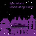 Karácsonyi vásár Eger 2020