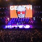 Best of Geszti koncert a budapesti Margitszigeti Szabadtéri Színpadon