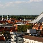 Püspökvár-toronykilátó Győr