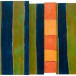 Festmény kiállítás Budapest 2021. Sean Scully: Átutazó – Retrospektív kiállítás