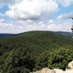 Drégelypalánk Drégelyvár, várlátogatás Nógrád megyében