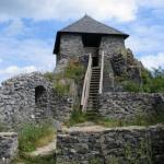 Kirándulás a Salgói vár romjaihoz