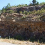 Buda-hegyi tanösvény, ökotúra a Cserhát hegységben, a Sámsonházi geológiai tanösvényen