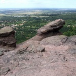 Kövirózsa-tanösvény,  Jakab-hegyi geotúra a Mecsekben