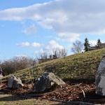 Kőpark tanösvény ökotúra Budapesten a Budai-hegységben, a Duna-Ipoly Nemzeti Park szervezésében