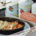 Étel rendelés Budapesten házhozszállítással Mimama Konyhája étteremből