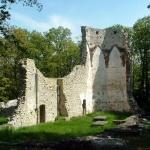Nagyvázsonyi pálos kolostorrom