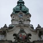Győri Városháza tornya