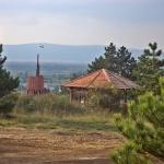 Fenyves tanösvény Veszprém