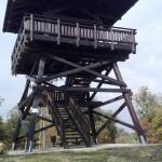 Piramita-kilátó Iszkaszentgyörgy