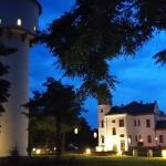 Graefl-kastély és Major Kétútköz