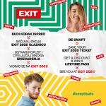 Exit Fesztivál 2021 Újvidék
