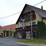 Fekete Macska Panzió Étterem Balatonkeresztúr