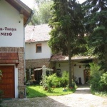 Malom-Tanya Panzió Zalacséb