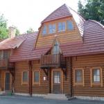 Erdei Művelődési Ház és Erdészeti Erdei Iskola Szolnok