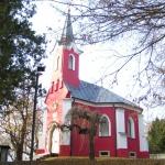 Kék Kápolna, Vörös Kápolna kiállítóhelyek Balatonboglár