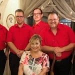 Benkó Dixieland Band koncert Budapesten, a Városmajori Szabadtéri Színpadon