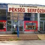 Lehmann Pékség és Serfőzde Budapest