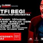 LOTFI BEGI and Friends koncert Budapesten a Margitszigeti Szabadtéri Színőpadon