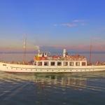 Keszthelyi gyereknap 2021. Sétahajózás a Balatonon