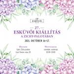Esküvői Kiállítás Győr 2021 Zichy-palota
