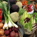 Váci helyi termelői piac 2021. Központi piac Vác belvárosában