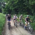 Kerékpártúra a Bakonyban, kerékpáros kirándulások és hegyi- és  terepkerékpározás Királyszállásról